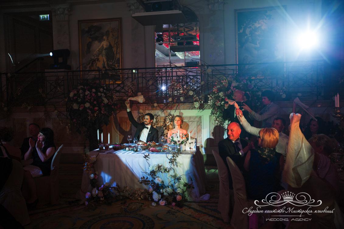 Оформление свадьбы dolce&gabbana