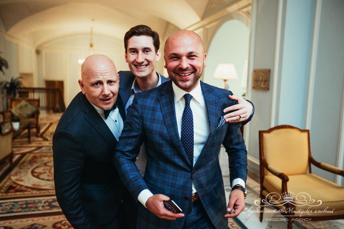 организаторы свадьбы dolce&gabbana