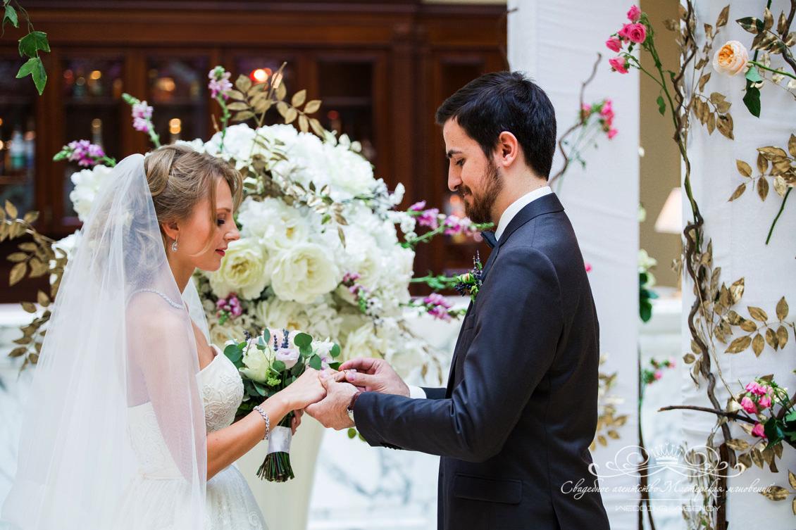 Свадьба в стиле Долче габбана