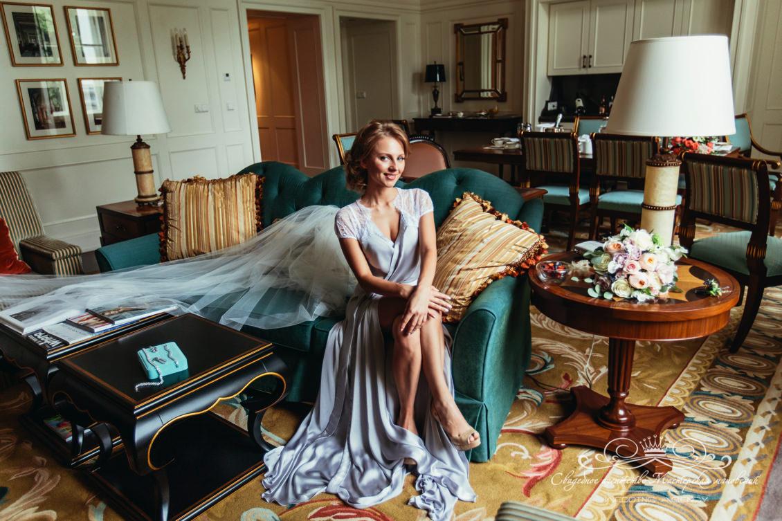 Свадьба Дольче Габбана в отеле Фор Сизонс