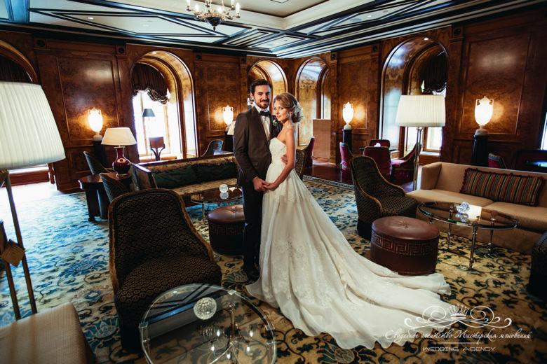 Свадебная фотосессия dolce&gabbana