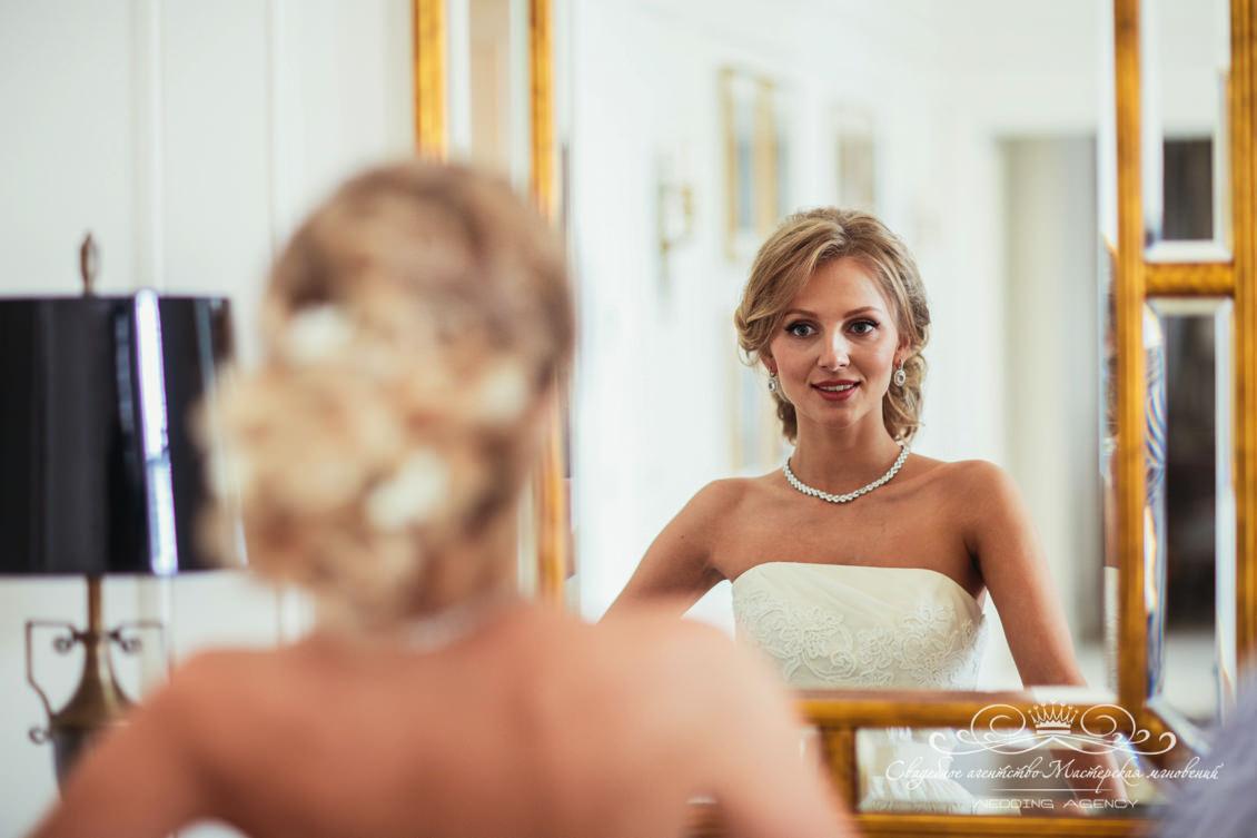 Свадебный макияж dolce&gabbana