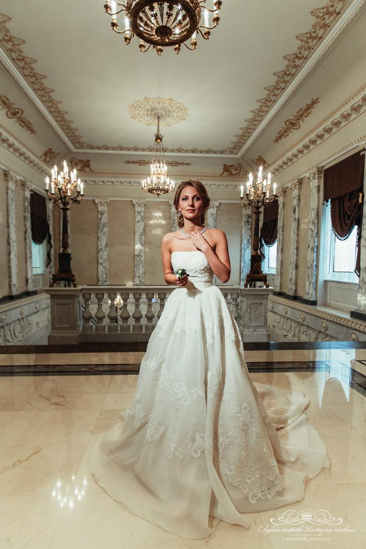 Свадебное платье dolce&gabbana