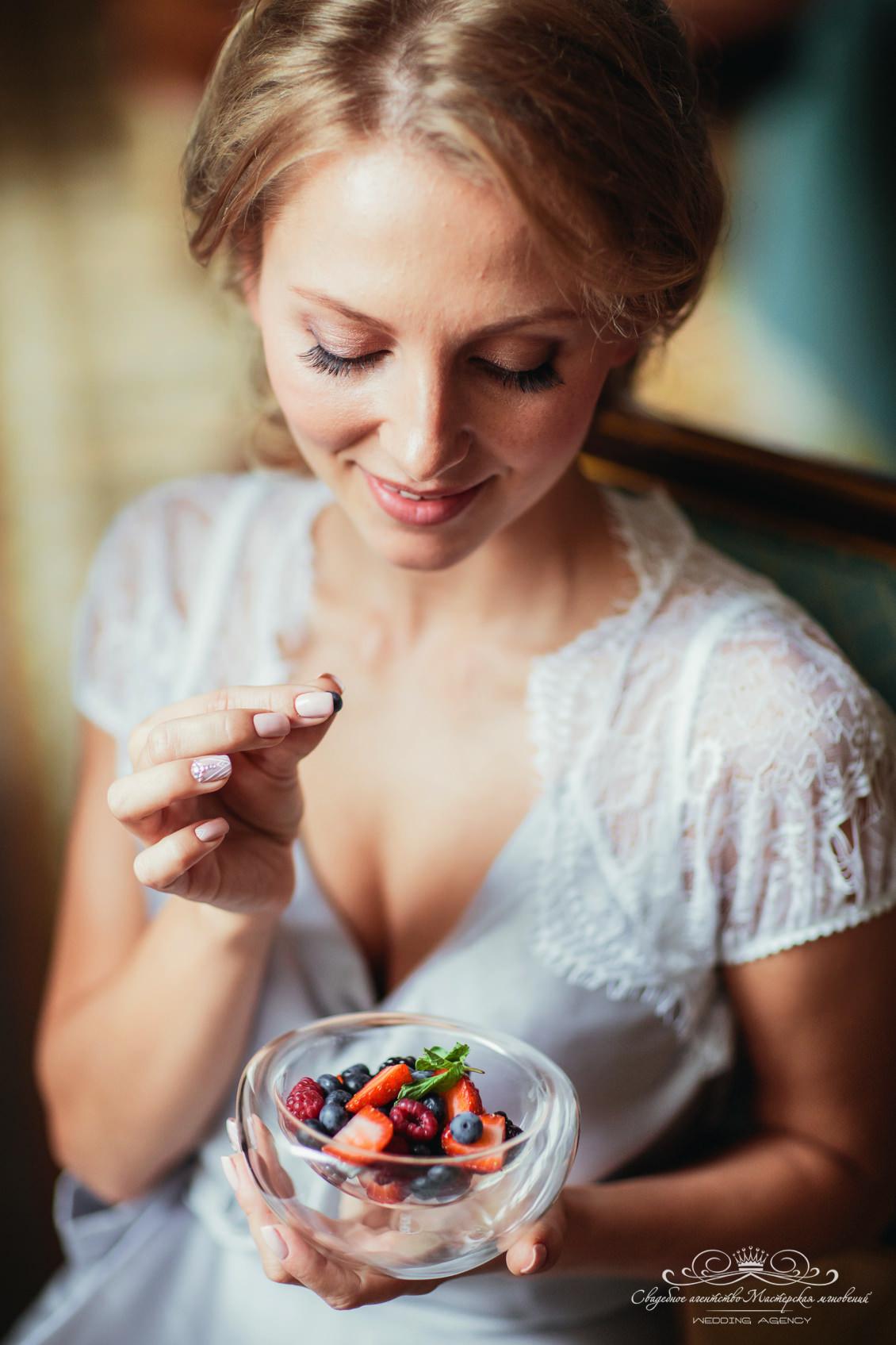Утро невесты в отеле Фор Сизонс Дольче Габбана