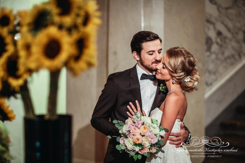 Жених и невеста dolce&gabbana