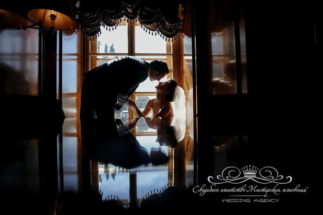 Организация свадьбы в отеле Скандинавия
