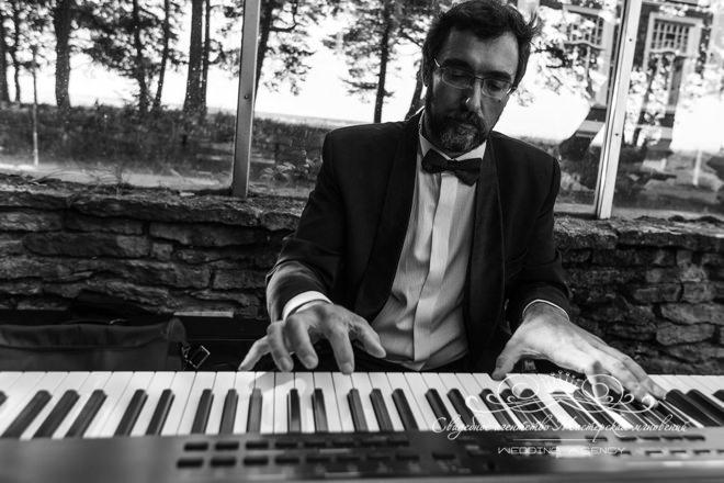 Пианист в отеле Скандинавия