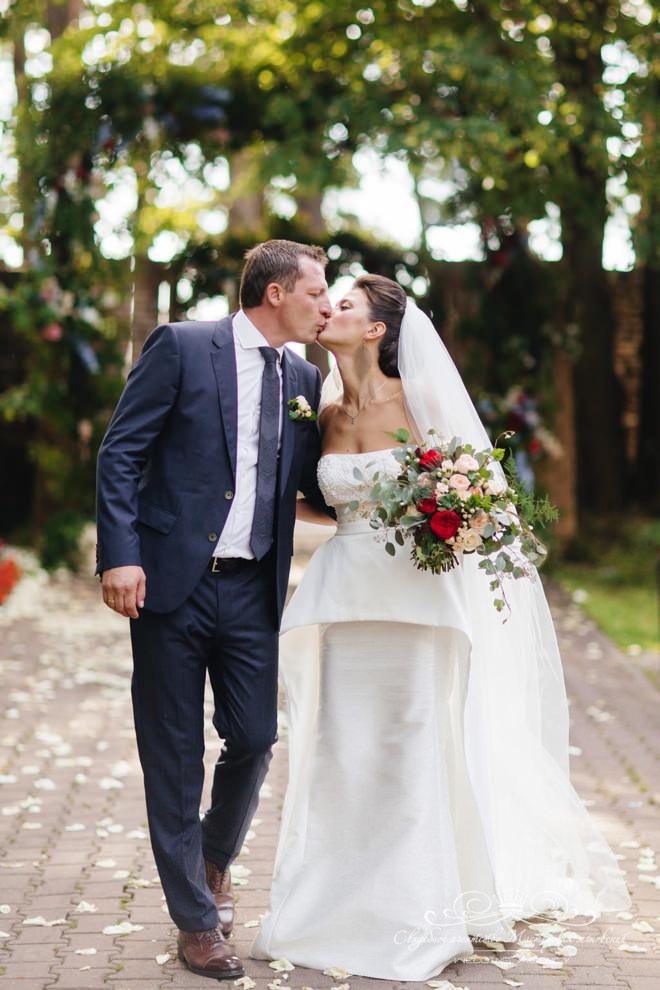 wedding agency в загородном клубе Скандинавия