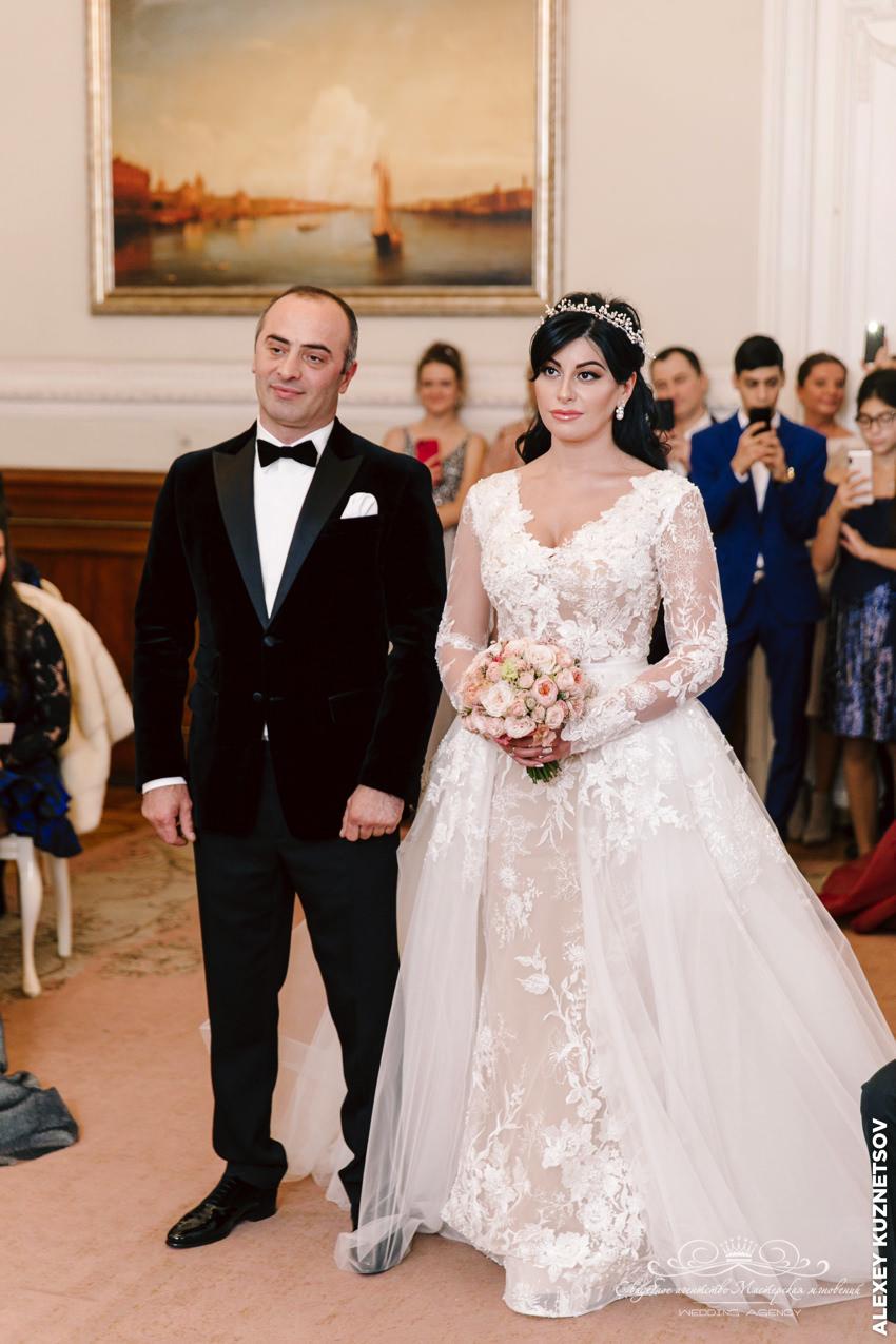 Дворец Бракосочетания №1 Грузинская свадьба