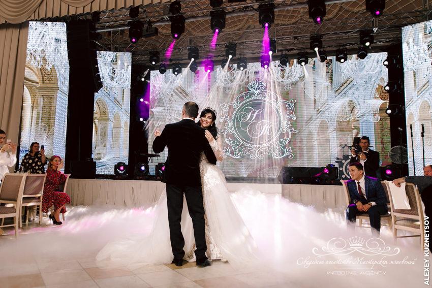 Грузинский танец жениха и невесты