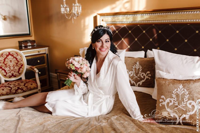 Номер в отеле на грузинской свадьбе