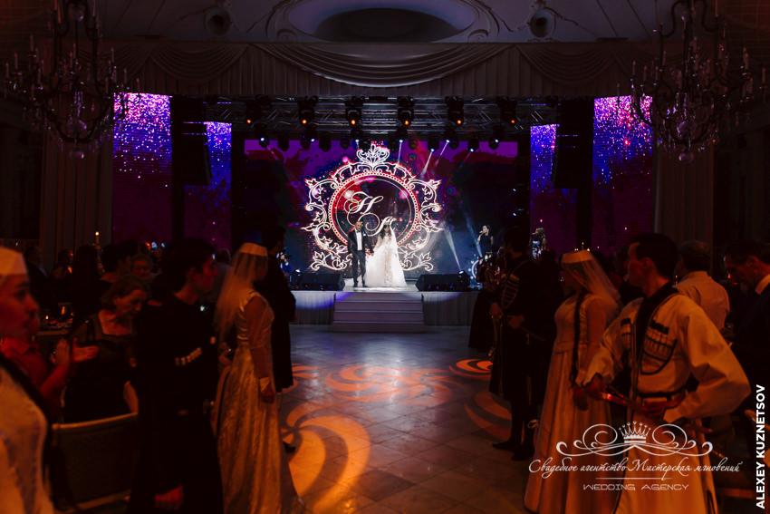 Организовать грузинскую свадьбу Спб