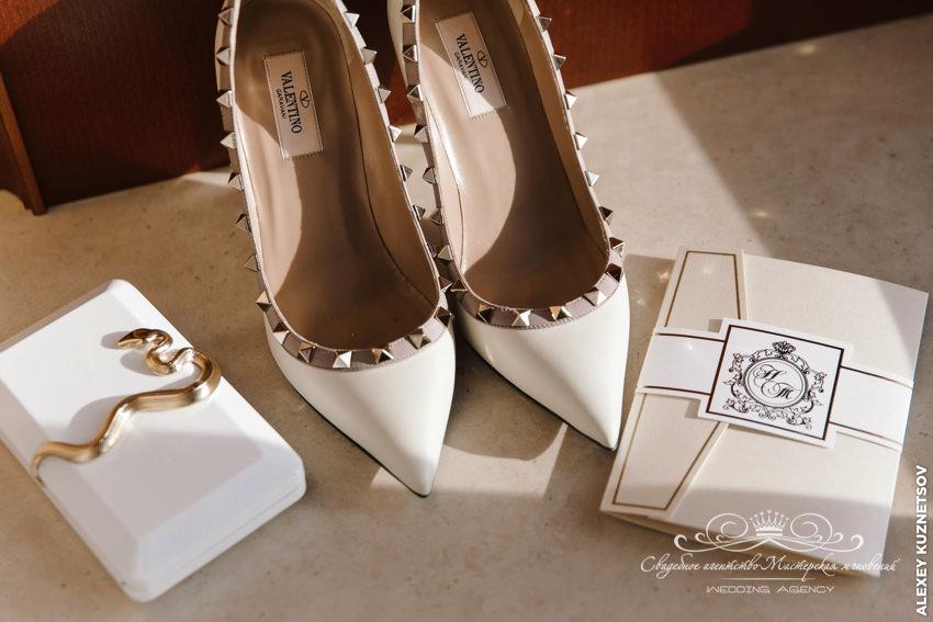 Туфли на грузинской свадьбе