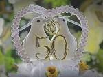 Проведение золотой свадьбы