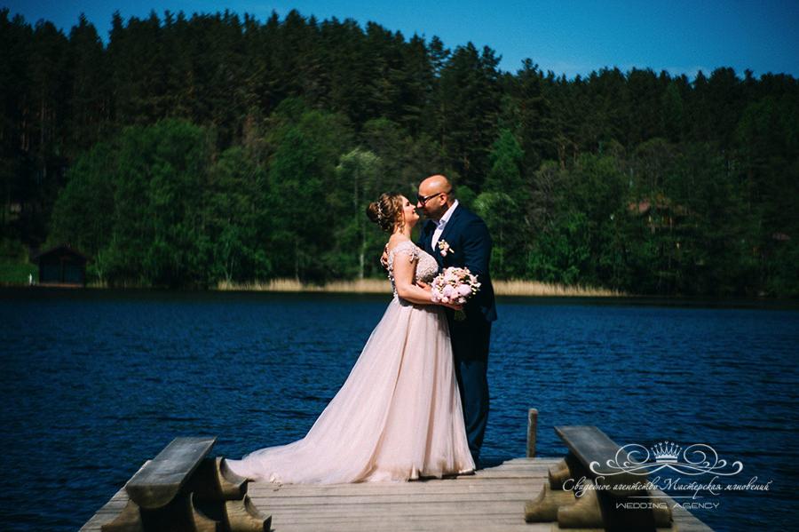 Свадьба в Давинчи парк