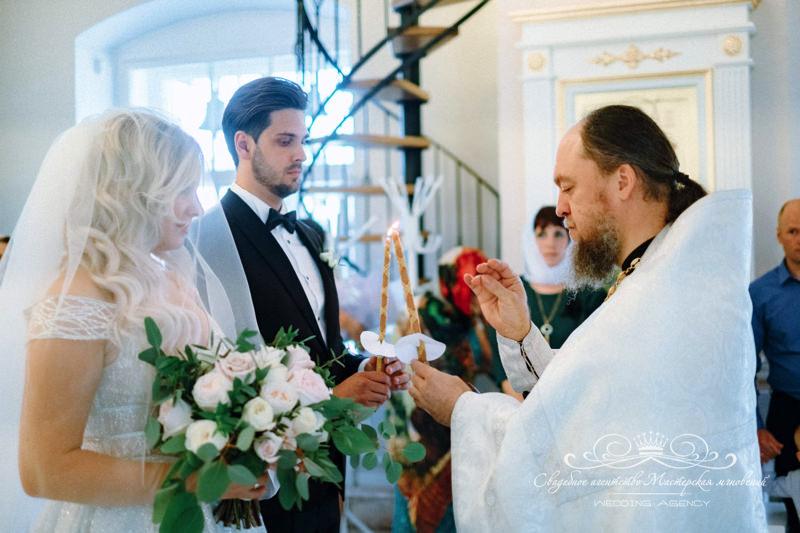 Венчание в Надвратной церкви
