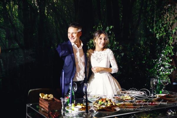 Свадьба в ресторане Морешаль