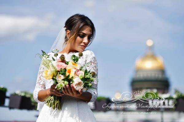 Свадебная прогулка спб