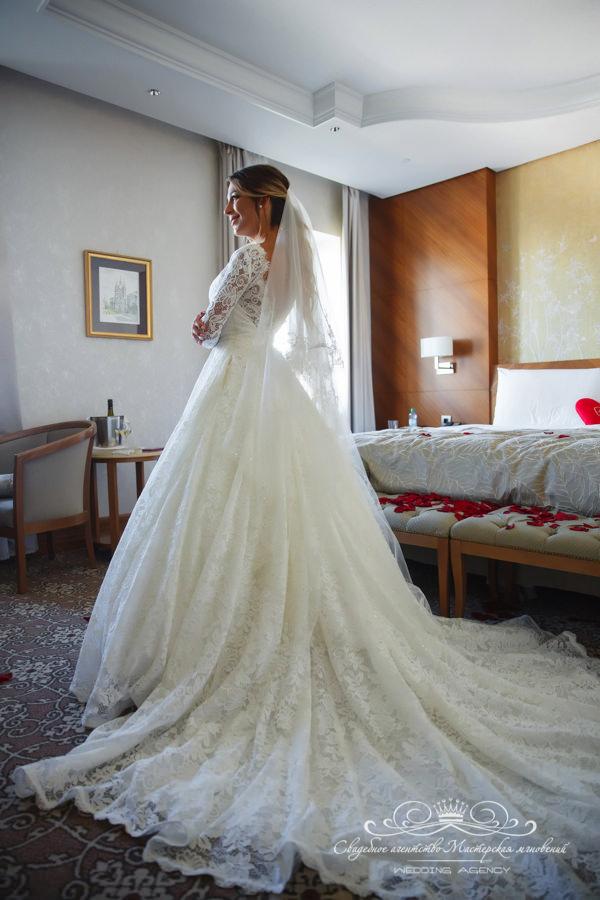 Свадебное утро в Доме у моря