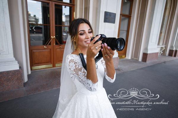 Веселые кадры со свадьбы