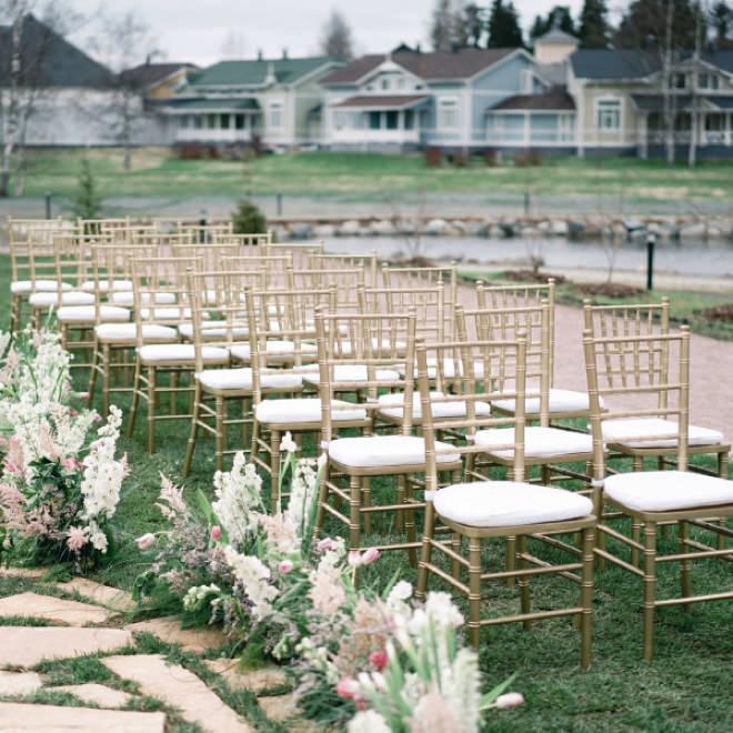 Ладожская усадьба свадьба