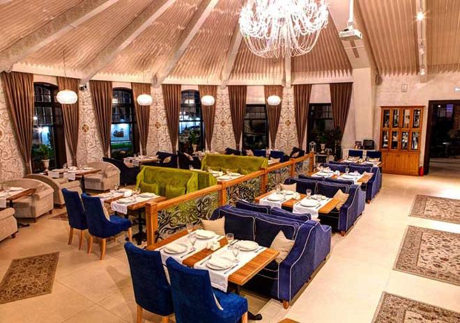 Банкетный зал «LADOGA» в Ладожской усадьбе