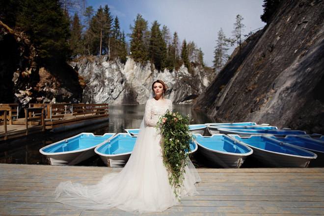 свадьбы в Ладожской усадьбе